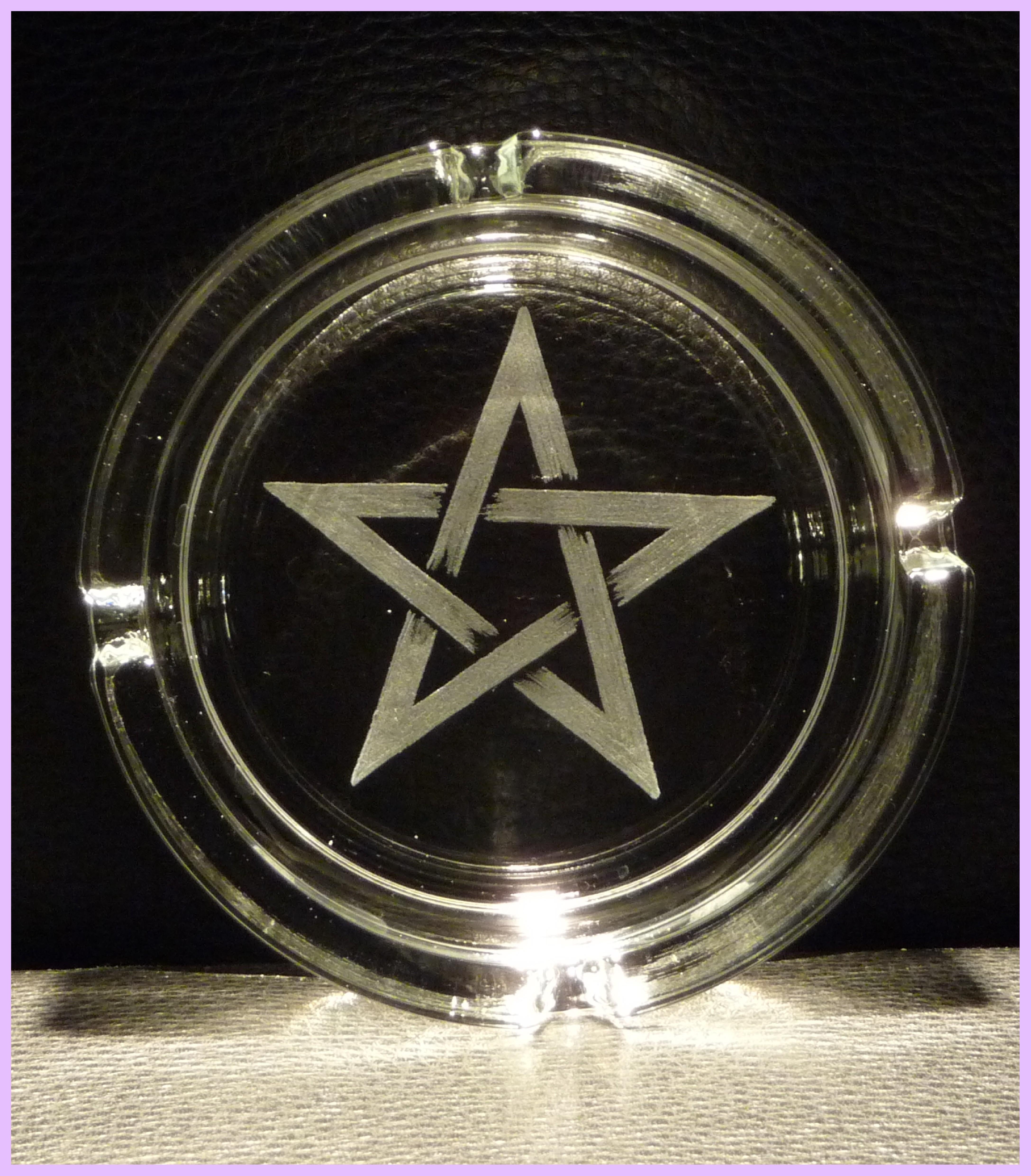 hexenstich hexenstich darkside pentagramm. Black Bedroom Furniture Sets. Home Design Ideas